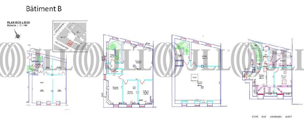 Bureaux Paris, 75016 - 2 RUE DE BASSANO - 9461902