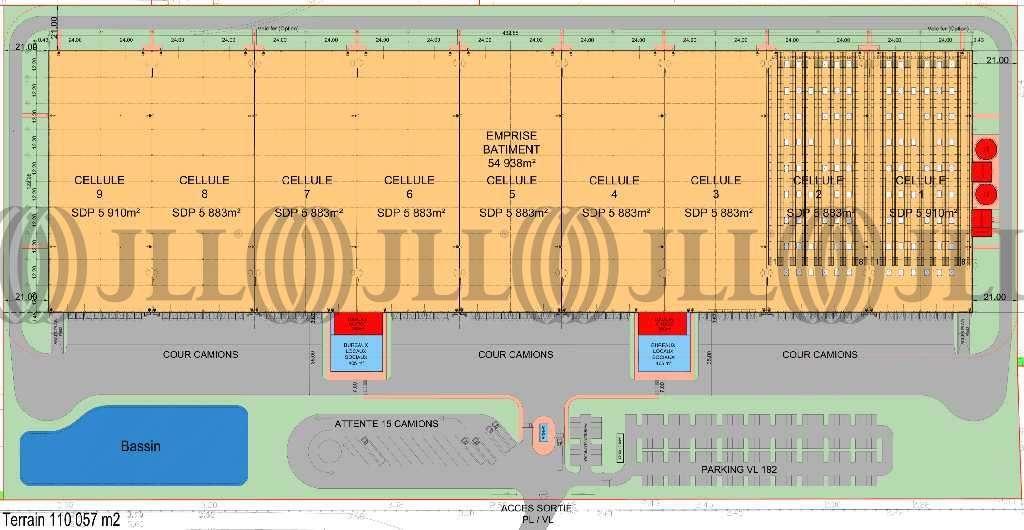 Plateformes logistiques Fos sur mer, 13270 - Parc logistique - A louer / A vendre - 9459887