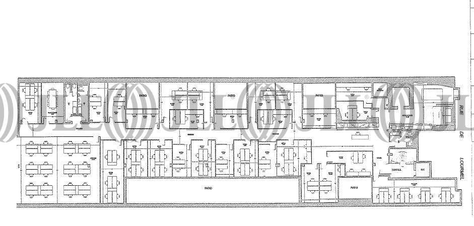 Bureaux Paris, 75015 - 11 RUE DE LOURMEL - 9471016