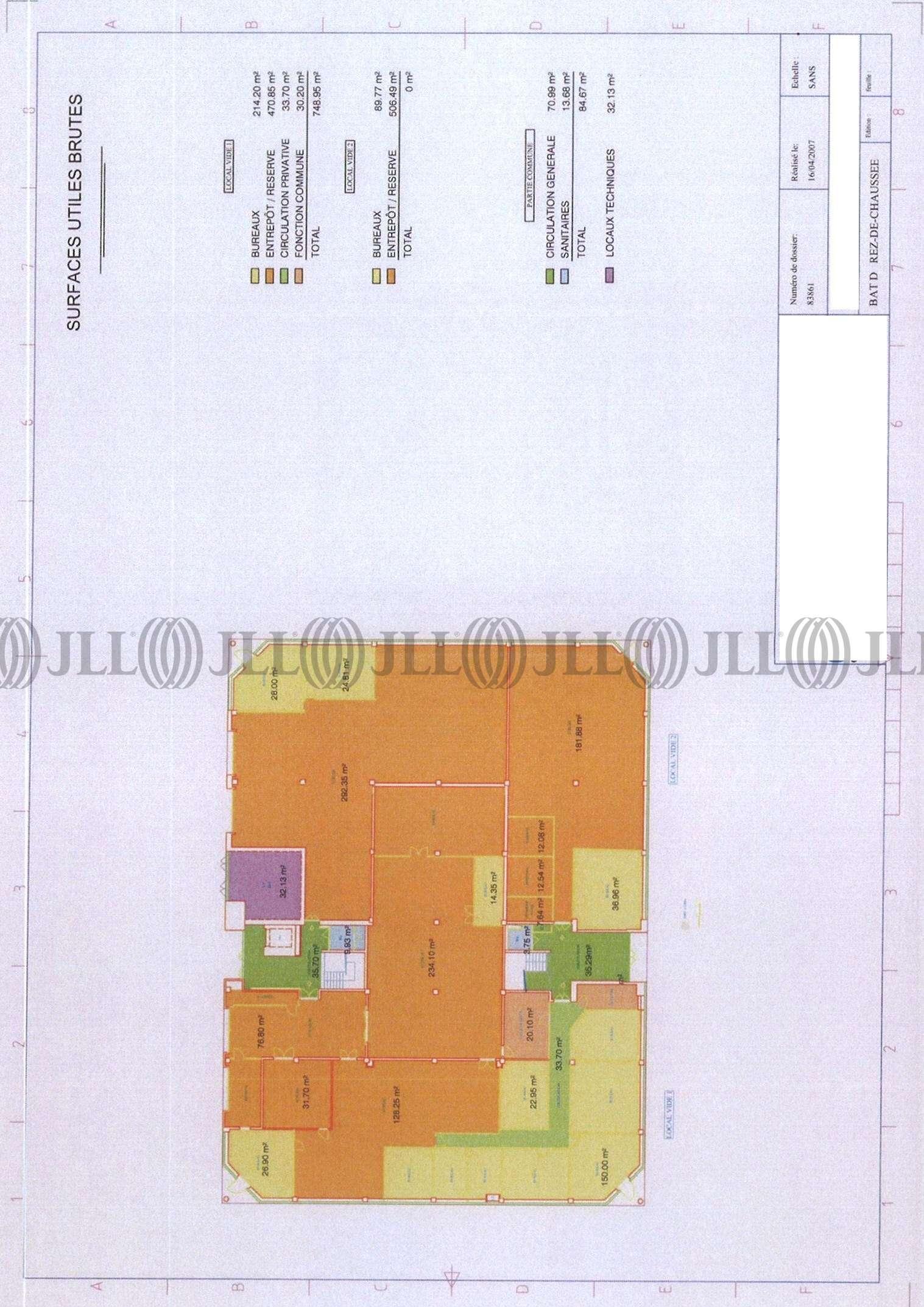 Bureaux Gennevilliers, 92230 - 14-38 RUE ALEXANDRE - 9447355