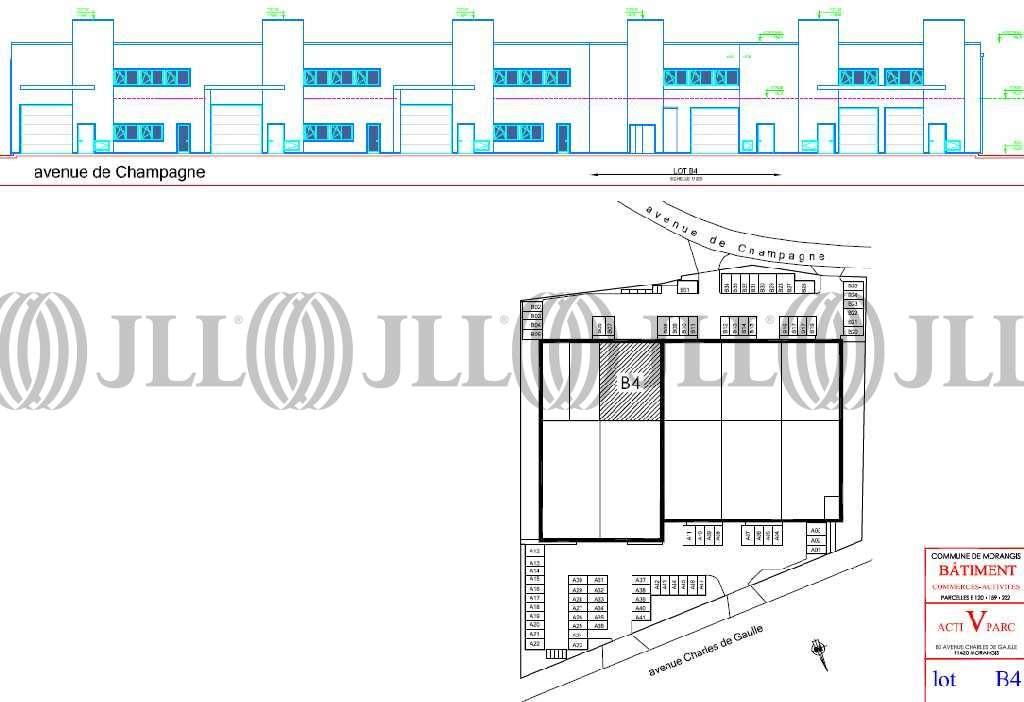 Activités/entrepôt Morangis, 91420 - ACTIVERT - 9451205