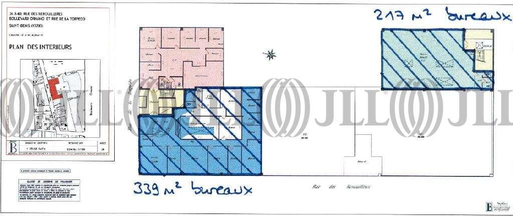 Bureaux St denis, 93200 - ORNANO 1 - 9450641