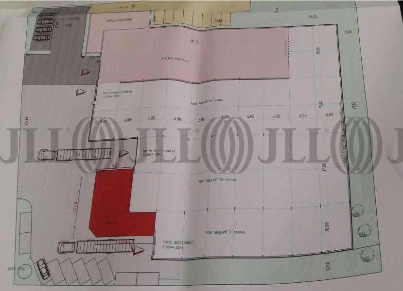 Activités/entrepôt Beligneux, 01360 - Entrepot à vendre ou à louer - Lyon Ain - 9462732