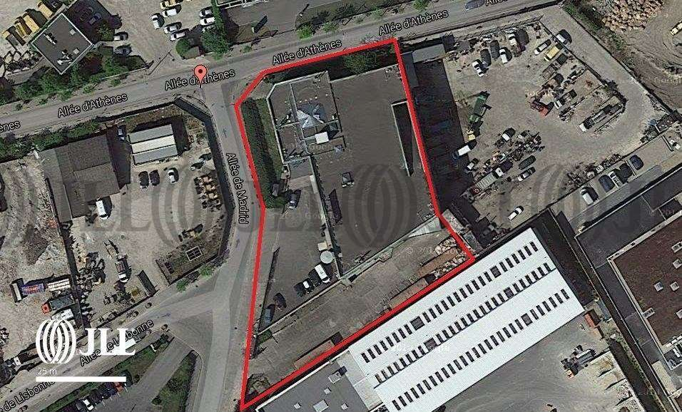 Activités/entrepôt Les pavillons sous bois, 93320 - ZAC DE LA POUDRETTE - 9456366