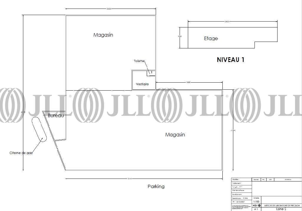 Activités/entrepôt Chorges, 05230 - PARC SCIENTIFIQUE DU LAC - 9475330