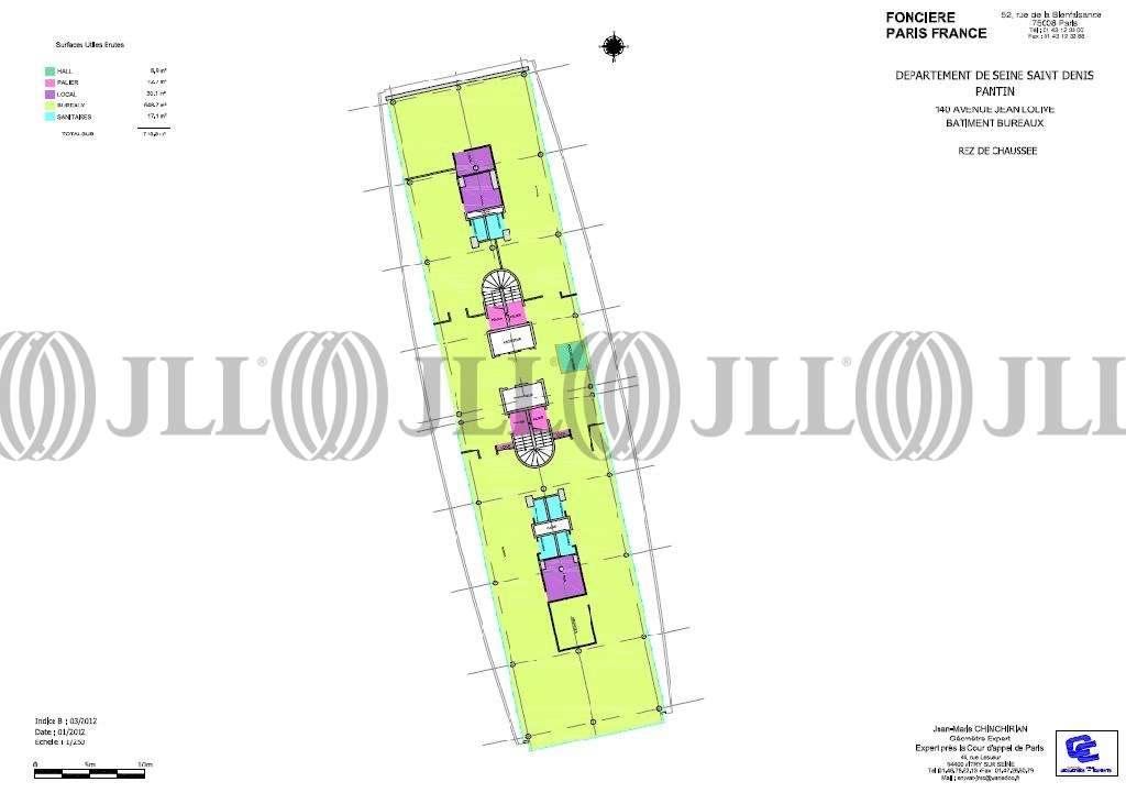 Bureaux Pantin, 93500 - PANTIN MANUFACTURE - 9451134