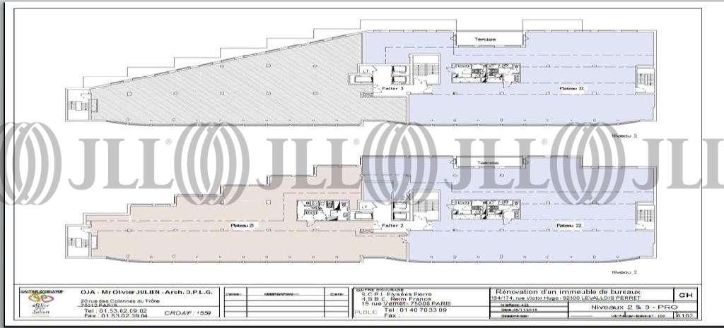 Bureaux Levallois perret, 92300 - L'INTERLIGNE - 9457371
