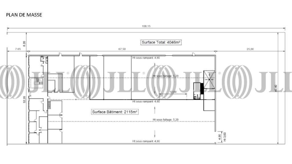 Activités/entrepôt Argenteuil, 95100 - 9 RUE JEAN PIERRE TIMBAUD - 9468423