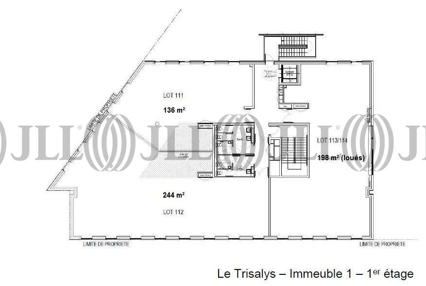 Bureaux Chatenay malabry, 92290 - TRISALYS - TRANCHE 1 - 9448403
