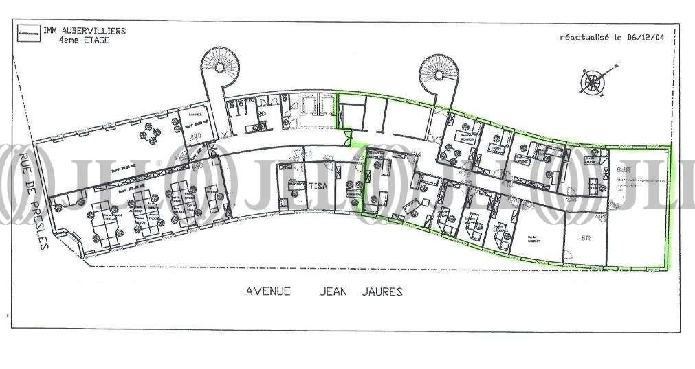 Bureaux Aubervilliers, 93300 - LE FORUM - 9445555