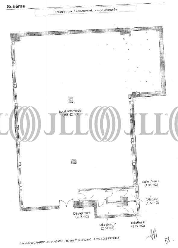 Bureaux Levallois perret, 92300 - 16 RUE TREZEL - 9473003