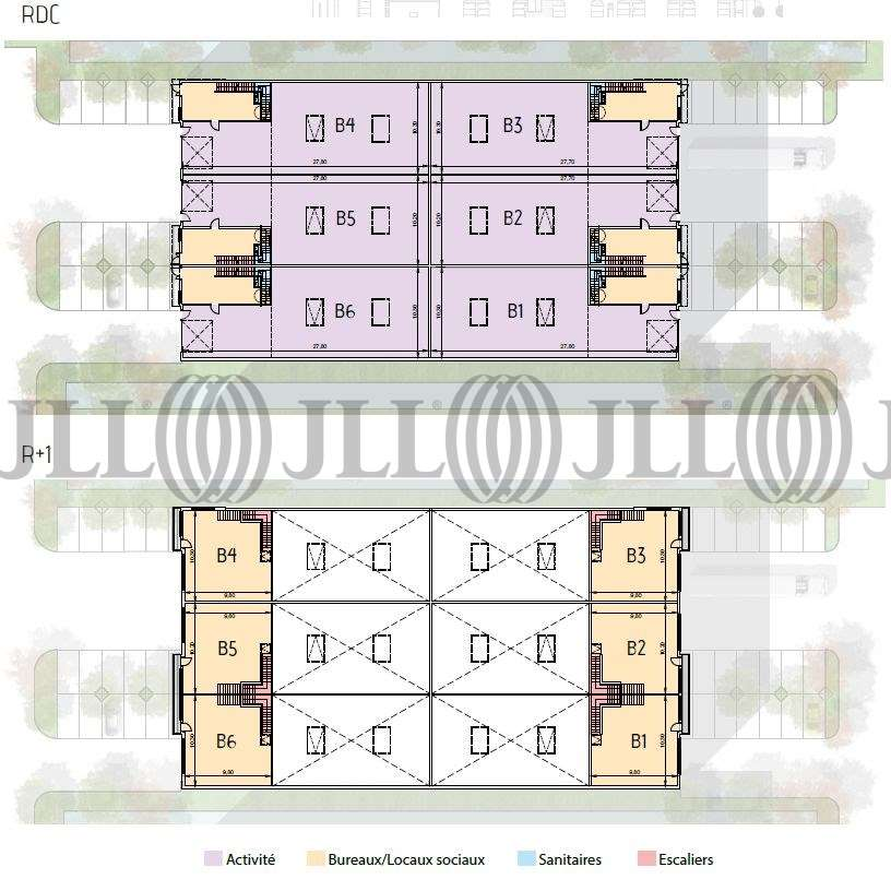 Activités/entrepôt Villebon sur yvette, 91140 - PARC DE L'ATLANTIQUE - POLARIS - 9474134