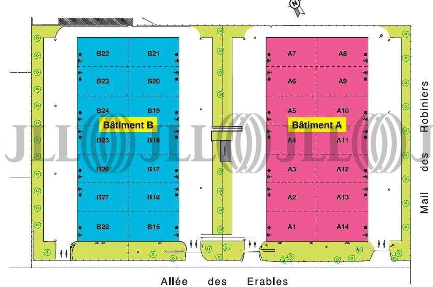 Activités/entrepôt Villepinte, 93420 - PARC DES ERABLES - 9463835