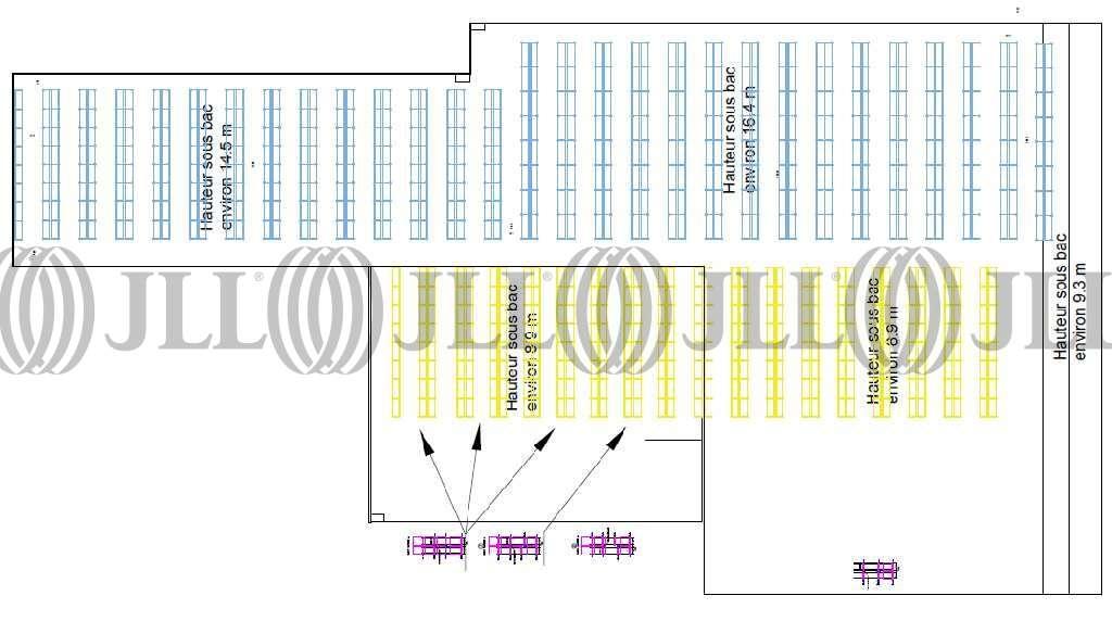 Plateformes logistiques Fleury les aubrais, 45400 -  RUE FREDERIC ET IRENE JOLIOT CURIE - 9474904
