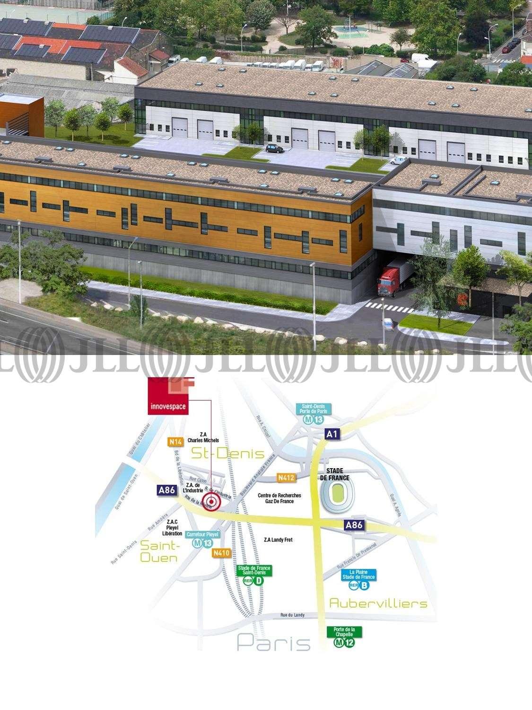 Activités/entrepôt St denis, 93200 - INNOVESPACE - 9445206