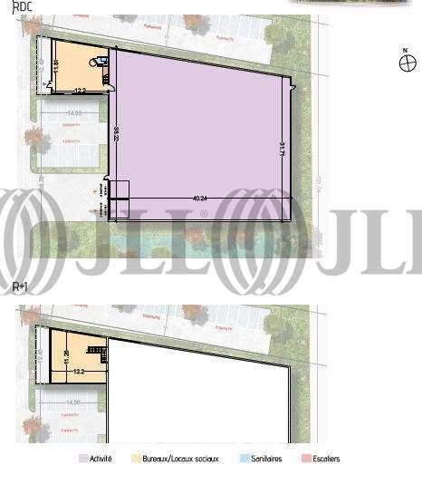 Activités/entrepôt Cormeilles en parisis, 95240 - ZAC DES BOIS ROCHEFORT - CORMEILLES 5 - 9478047