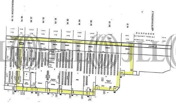 Activités/entrepôt Rosny sous bois, 93110 - ZAC DE LA GARENNE - 9449288