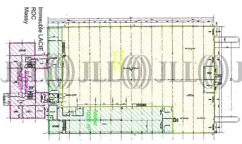 Activités/entrepôt Massy, 91300 - 17 RUE AMPERE - 9479693