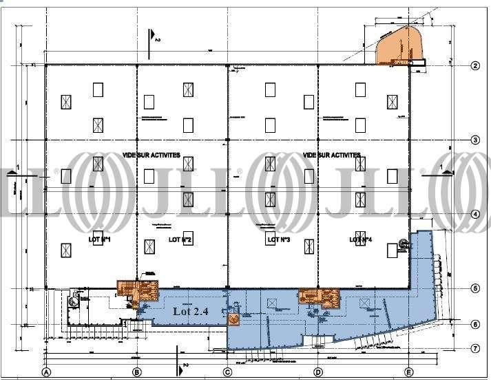 Activités/entrepôt Lieusaint, 77127 - PERIPARK BATIMENT 1 - 9445538