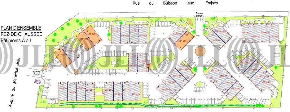Activités/entrepôt Massy, 91300 - PARC DU BUISSON AUX FRAISES 2 - 9464084