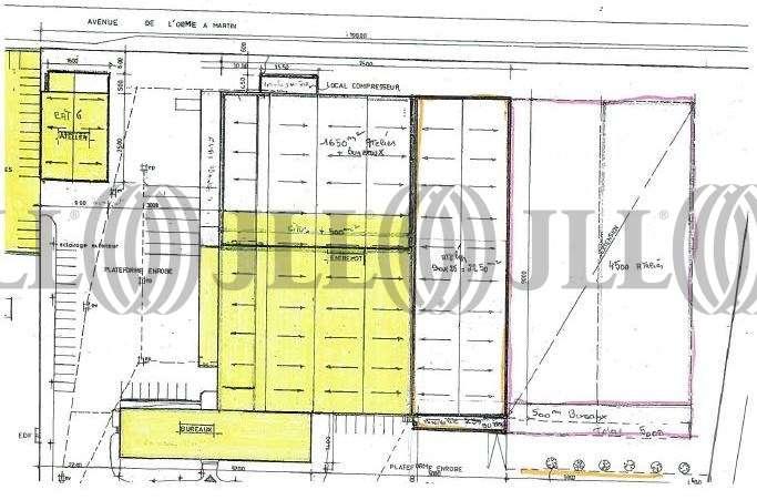 Activités/entrepôt Courcouronnes, 91080 - 2-6 AVENUE DU BOIS DE L'EPINE - 9448475