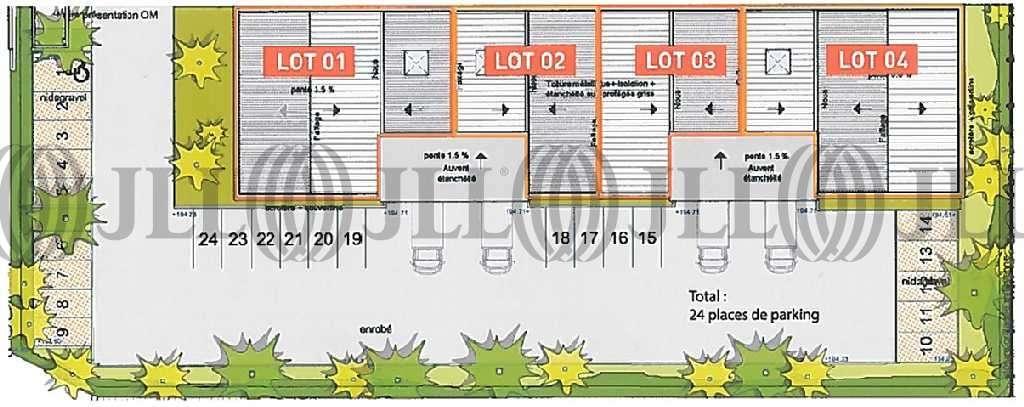 Activités/entrepôt Montluel, 01120 - Cap&Co Montluel - Parc d'activité Ain - 9462939