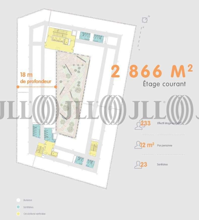 Bureaux Nanterre, 92000 - NEON - 9446821