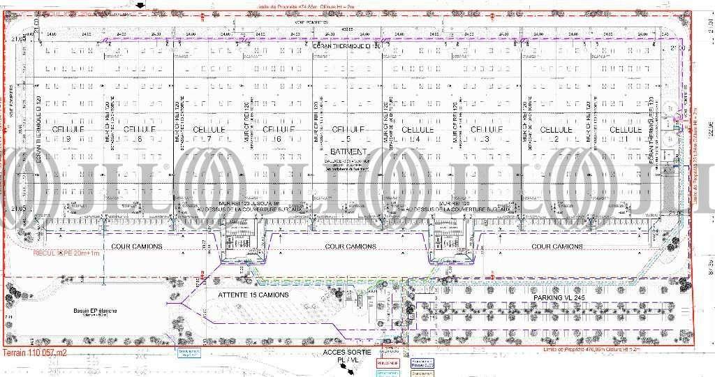 Plateformes logistiques Fos sur mer, 13270 - Parc logistique - A louer / A vendre - 9459888