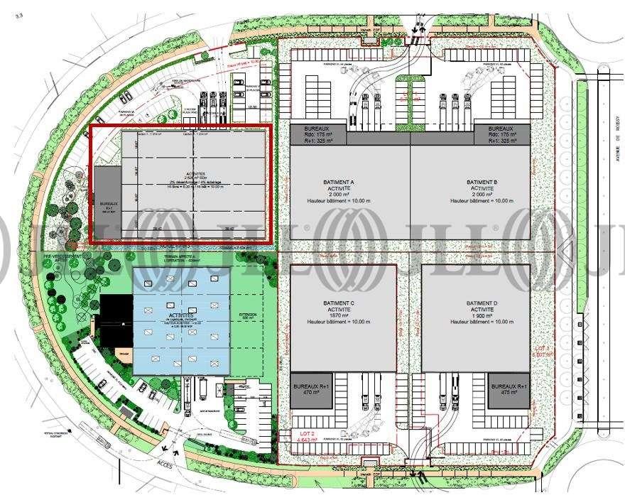 Activités/entrepôt Roissy en france, 95700 - AEROLIA - PARC DU MOULIN - 9476808