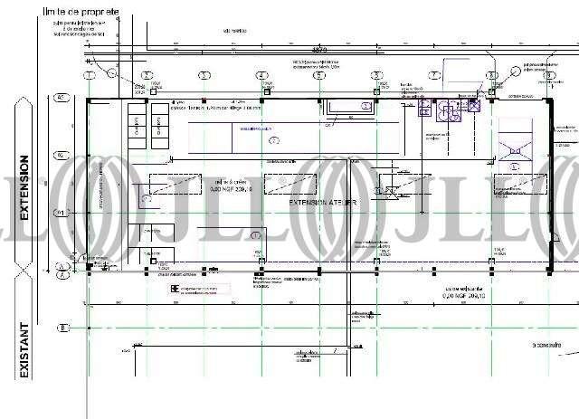 Activités/entrepôt Blyes, 01150 - Location entrepot Ain (01) - Proche Lyon - 9454000