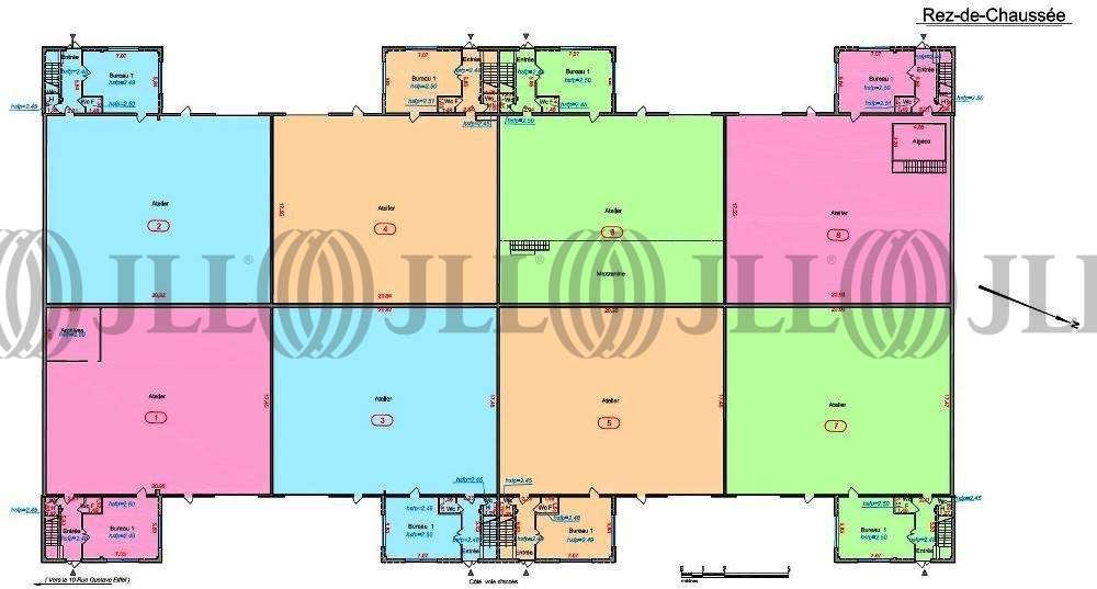 Activités/entrepôt Goussainville, 95190 - PARC ACTILO - 9474040
