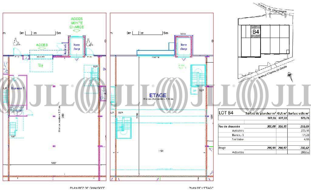 Activités/entrepôt Morangis, 91420 - ACTIVERT - 9451206