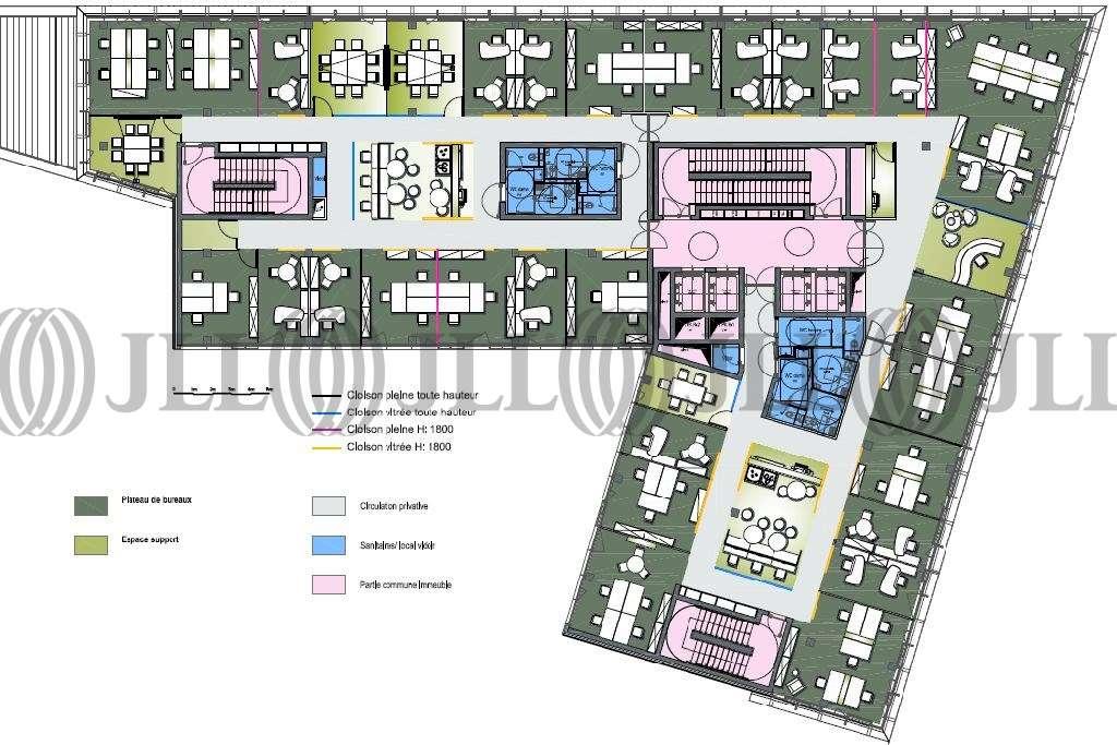 Bureaux Lyon, 69007 - GREEN OFFICE LINK - 9457097