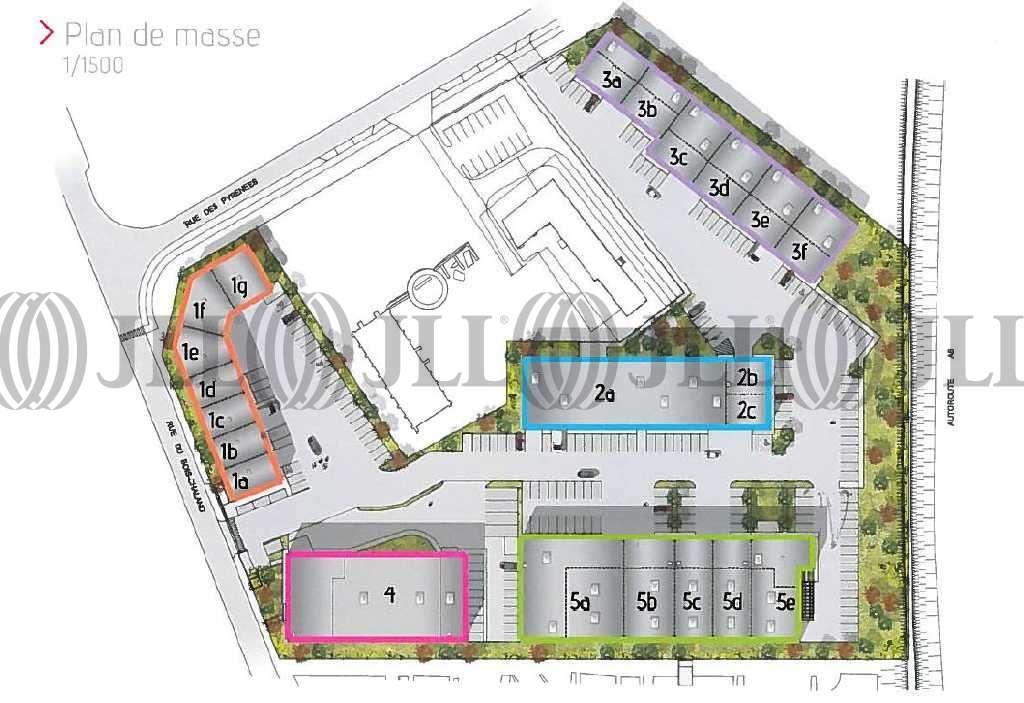 Activités/entrepôt Lisses, 91090 - LA FERME DU BOIS CHALAND - 9475222