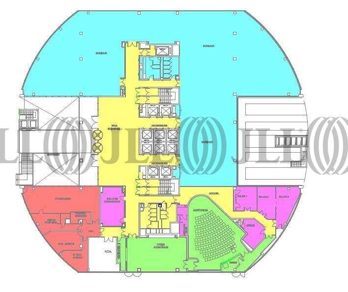 Bureaux Puteaux, 92800 - DEFENSE PLAZA - 9464253