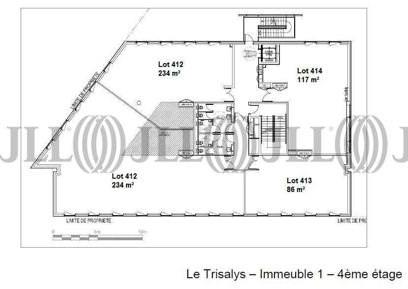 Bureaux Chatenay malabry, 92290 - TRISALYS - TRANCHE 1 - 9448404