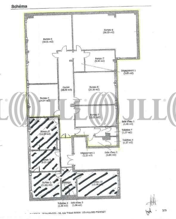 Bureaux Levallois perret, 92300 - 16 RUE TREZEL - 9473004