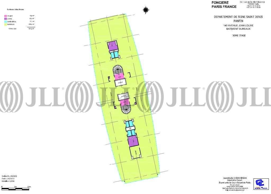 Bureaux Pantin, 93500 - PANTIN MANUFACTURE - 9451135