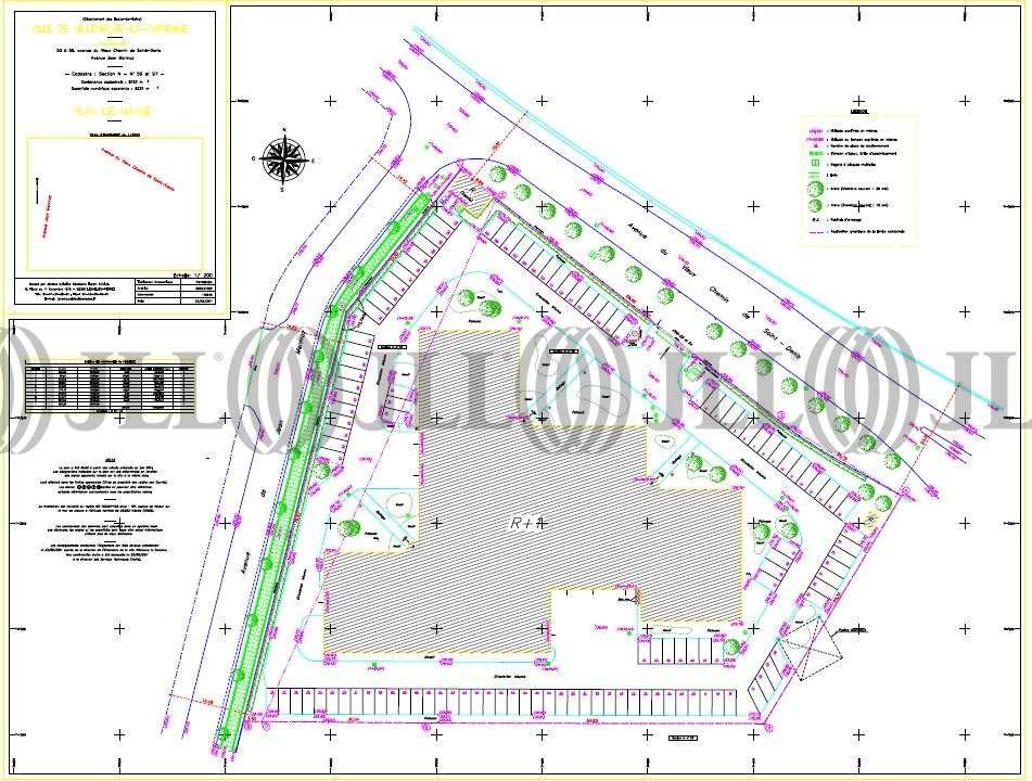 Activités/entrepôt Villeneuve la garenne, 92390 - 50-58 AVENUE DU VIEUX CHEMIN DE SAINT DENIS - 9455403