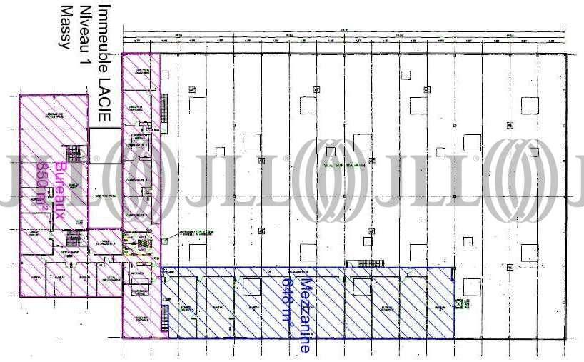 Activités/entrepôt Massy, 91300 - 17 RUE AMPERE - 9479694