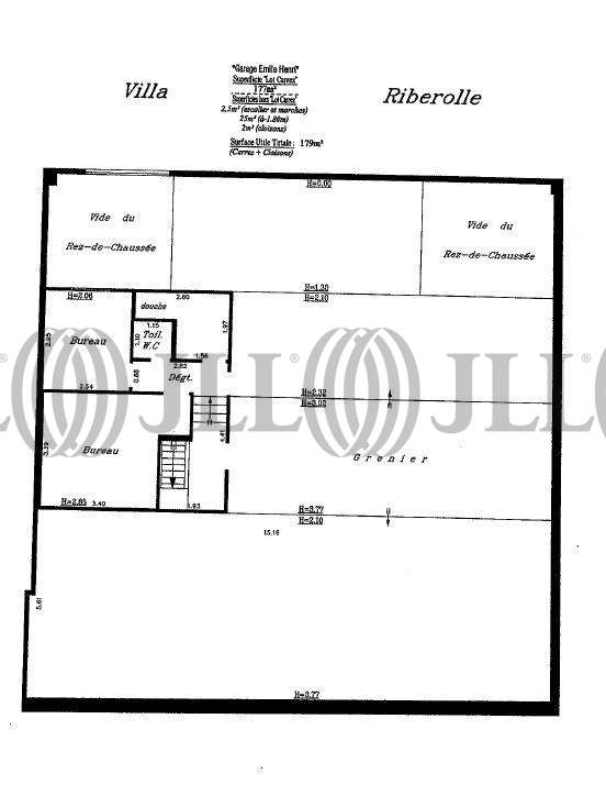 Bureaux Paris, 75020 - 15 VILLA RIBEROLLE - 9470411