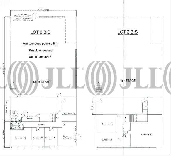 Activités/entrepôt Verrieres le buisson, 91370 - 19 RUE DES PETITS RUISSEAUX - 9463252