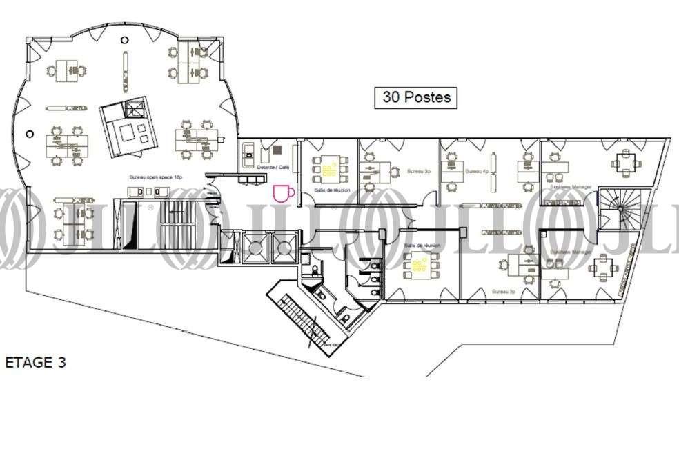 Bureaux Issy les moulineaux, 92130 - NEXTDOOR ISSY VILLAGE - 9455512