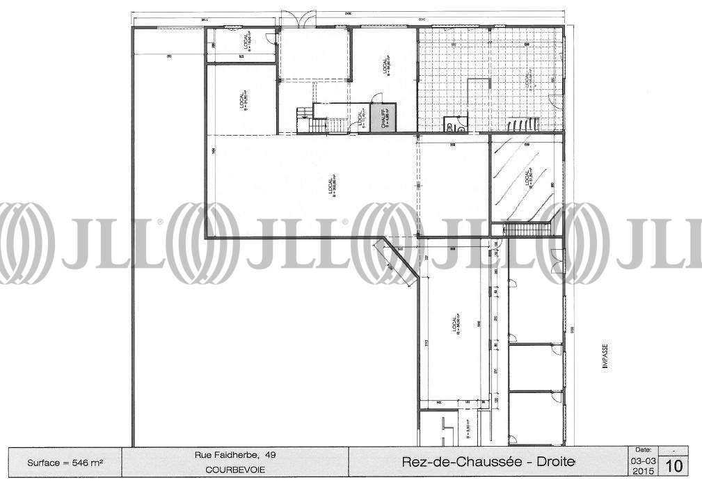 Activités/entrepôt Courbevoie, 92400 - 47-55 AVENUE DE L'EUROPE - 9452074