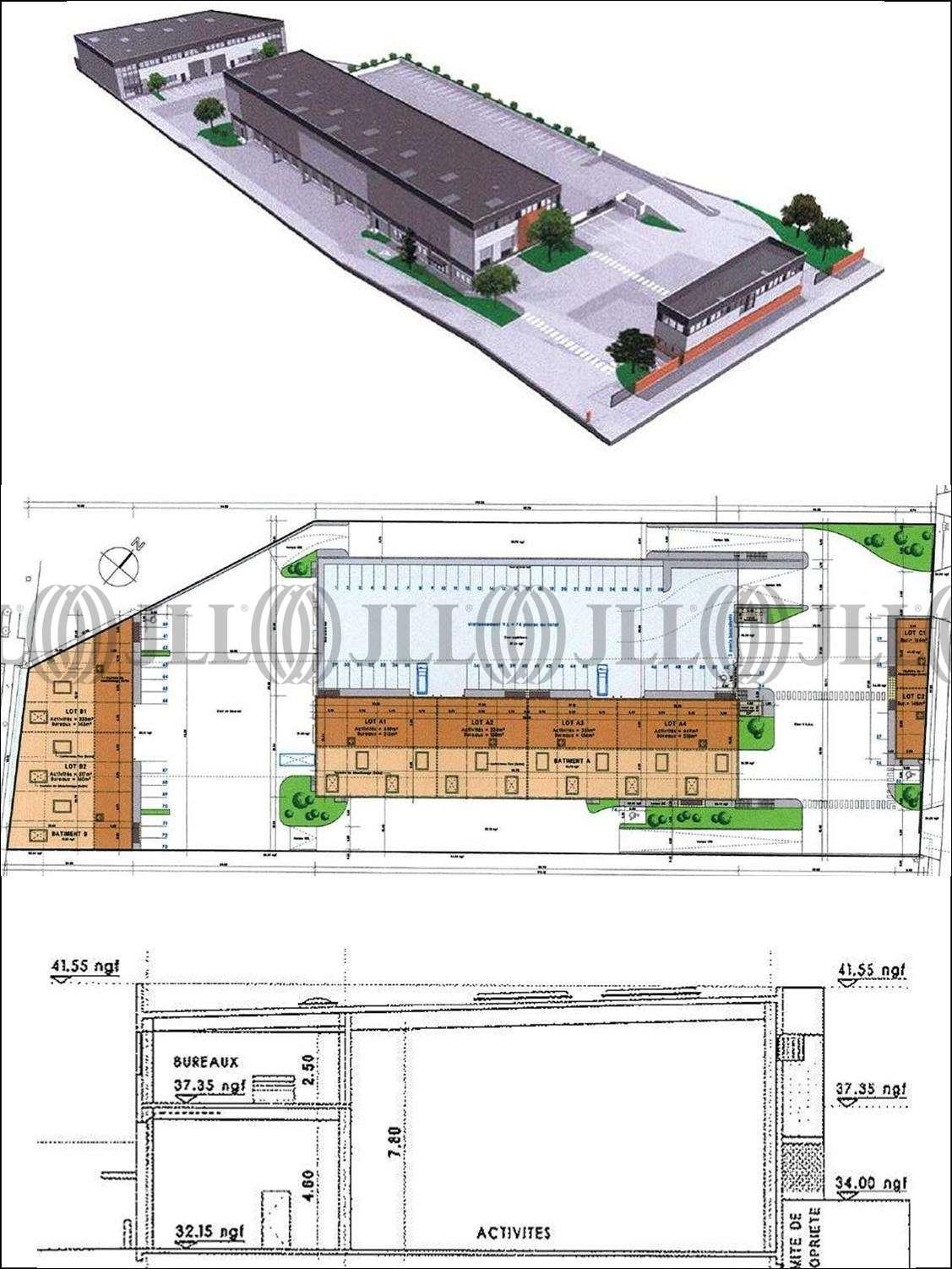 Activités/entrepôt St denis, 93200 - 11-15 CHEMIN DE CREVECOEUR - 9477072