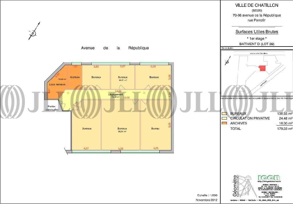 Activités/entrepôt Chatillon, 92320 - VECTEUR SUD - 9444778