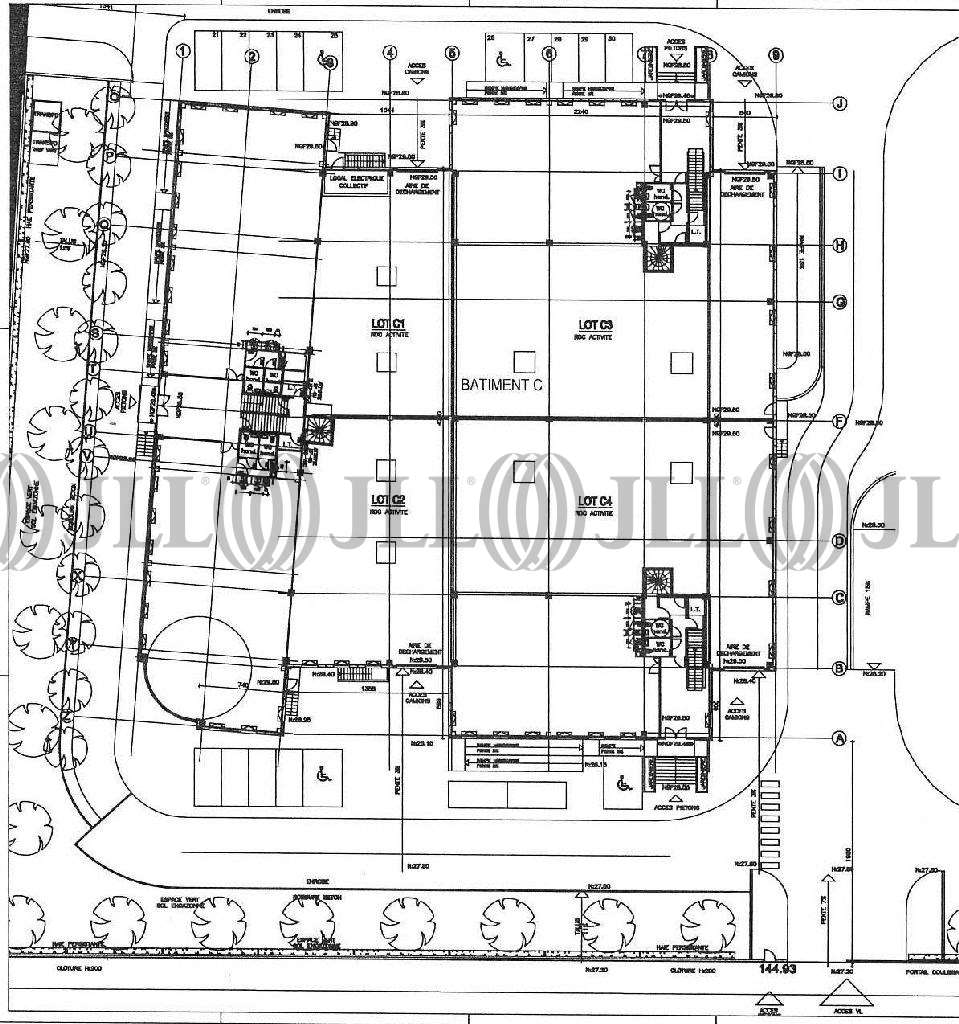 Activités/entrepôt Villeneuve la garenne, 92390 - PARC DE L ETOILE - 9456019