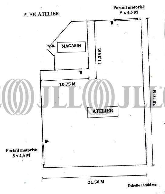Activités/entrepôt Vienne, 38200 - Locaux d'activité - Proximité Lyon - 9455790