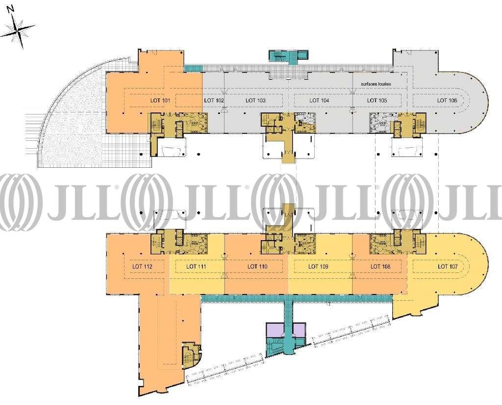 Bureaux Nanterre, 92000 - AXE SEINE DEFENSE - 9447423