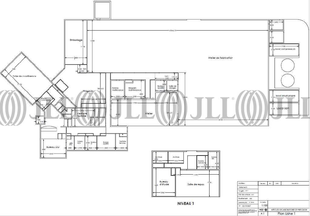 Activités/entrepôt Chorges, 05230 - PARC SCIENTIFIQUE DU LAC - 9475329